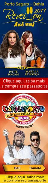 Porto Seguro apresenta os melhores eventos do Brasil!