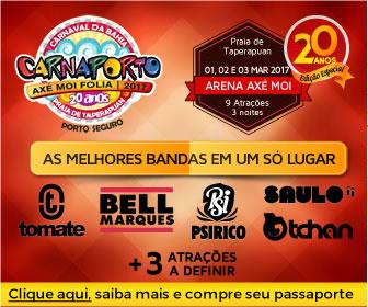 CARNAPORTO 2017 - Porto Seguro - Bahia